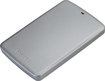 Toshiba - Canvio Basics 1TB External USB 3.0 Portable Hard Drive - Silver