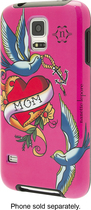 Nanette Lepore - Case for Samsung Galaxy S 5 Cell Phones - Pink