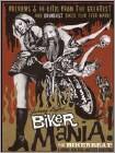 Johnny Legend Presents Biker Mania! (DVD) (Black & White) (Colorized) (Black & White) (Eng) 2009