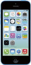 Apple - iPhone 5c 16GB Cell Phone - Blue (AT&T)