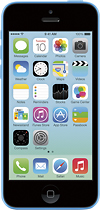 Apple - iPhone 5c 16GB Cell Phone - Blue (Verizon Wireless)