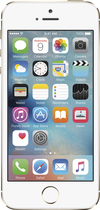 Apple - iPhone 5s 32GB Cell Phone - Gold (Sprint)