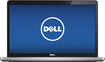 "Dell - Inspiron 7000 Series 17.3"" Touch-Screen Laptop - Intel Core i5 - 8GB Memory - 750GB Hard Drive - Silver"