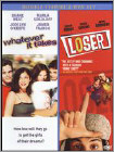 Whatever It Takes/Loser [2 Discs] (DVD) (Full Screen/Enhanced Widescreen for 16x9 TV) (Eng/Fre/Spa/Por)