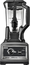 Ninja - Ultima 72-Oz. Blender - Black/Chrome