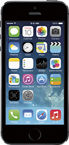 Apple - iPhone 5s 32GB Cell Phone - Space Gray (Verizon Wireless)
