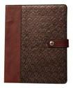 Sumdex - CrossWork-T Folio Stand Case for Apple® iPad® 2, iPad 3rd Generation and iPad with Retina - Antique