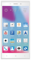 Blu - Life Pure XL 4G Cell Phone (Unlocked) - White