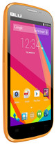 Blu - Studio 5.0 K Cell Phone (Unlocked) - Orange