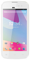 Blu - Neo 4.5 4G Cell Phone (Unlocked) - White