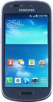 Samsung - Galaxy S III Mini 4G Cell Phone (Unlocked) - Blue