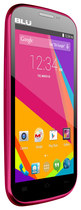 Blu - Studio 5.0 K Cell Phone (Unlocked) - Pink