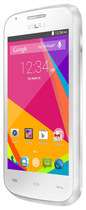 Blu - Dash Jr 4.0 Cell Phone (Unlocked) - White