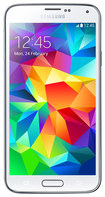 Samsung - Galaxy S 5 4G Cell Phone (Unlocked) - Shimmery White