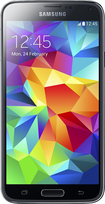 Samsung - Galaxy S 5 4G Cell Phone (Unlocked) - Charcoal Black