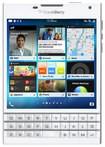 BlackBerry - Passport 4G Cell Phone (Unlocked) - White