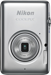 Nikon - Coolpix S02 13.2-Megapixel Digital Camera - Silver