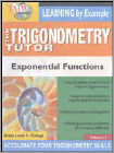 The Trigonometry Tutor: Exponential Functions (DVD) 2008