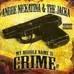 My Middle Name Is Crime Ep [cd] [pa] 1759924
