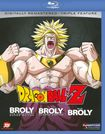 Dragonball Z: Broly Triple Feature [blu-ray] 17601427