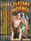 TARZAN'S REVENGE / TARZAN FEARLESS / TARZAN & THE (DVD) (Black & White) (Eng)