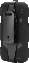 Griffin Technology - Survivor Case for Apple® iPhone® 5c - Black