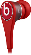 Beats by Dr. Dre - Beats Tour 2.0 In-Ear Headphones - Red