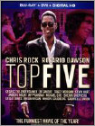 Top Five (Blu-ray/DVD)(Digital Copy) (Eng/Fre/Spa) 2014