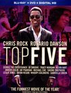 Top Five [2 Discs] [includes Digital Copy] [blu-ray/dvd] 1763236