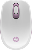 HP - Wireless Optical Mouse - White/Pink
