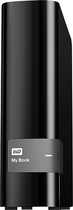 WD - My Book 3TB External USB 3.0 Hard Drive - Black