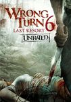 Wrong Turn 6: Last Resort [unrated] (dvd) 1765041