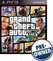 Grand Theft Auto V - PRE-OWNED - PlayStation 3