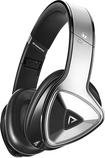Monster - DNA Over-the-Ear Headphones - White Tuxedo