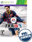 FIFA 14 - PRE-OWNED - Xbox 360
