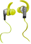 Monster - iSport Victory Earbud Headphones - Green