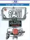 Saw: The Final Chapter [2 Discs] [includes Digital Copy] [blu-ray/dvd] 1767769