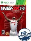 NBA 2K14 - PRE-OWNED - Xbox 360