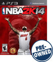 NBA 2K14 - PRE-OWNED - PlayStation 3