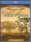 Living Landscapes: Earthscapes - Wild Africa (Blu-ray Disc) (Enhanced Widescreen for 16x9 TV) (Eng) 2007