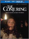 The Conjuring (Blu-ray Disc) (Ultraviolet Digital Copy) 2013
