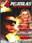 4 Peliculas De Accion (2 Disc) (DVD)