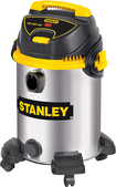 Stanley - 6 Gal. Wet/Dry Vacuum - Stainless
