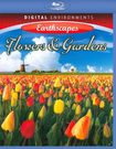 Living Landscapes: Earthscapes - Flowers & Gardens [blu-ray] 17748895