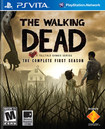 The Walking Dead: The Complete First Season - PS Vita