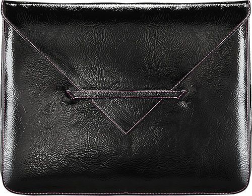 Studio C - Hide N Chic Laptop Sleeve - Black
