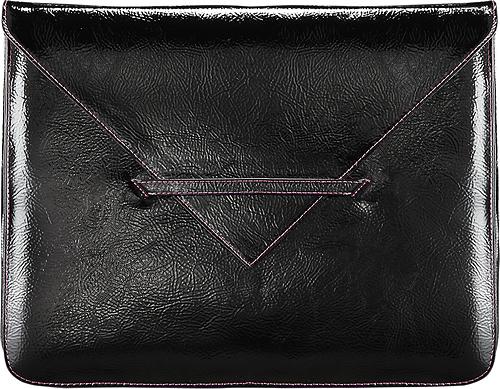 Studio C - Hide N Chic Laptop Sleeve - Black