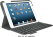 Logitech - Ultrathin Keyboard Folio Case for Apple® iPad® mini - Matte Gray