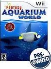 Fantasy Aquarium World - Pre-owned - Nintendo Wii 1776842