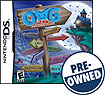OMG 26: Our Mini Games — PRE-OWNED - Nintendo DS